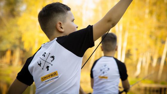 Футболка Трофей для дітей від 5 років